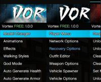 Grand Theft Auto 5 Чит Чит-Мод/Hack Mode VORTEX v.1.0.1 [1.46]