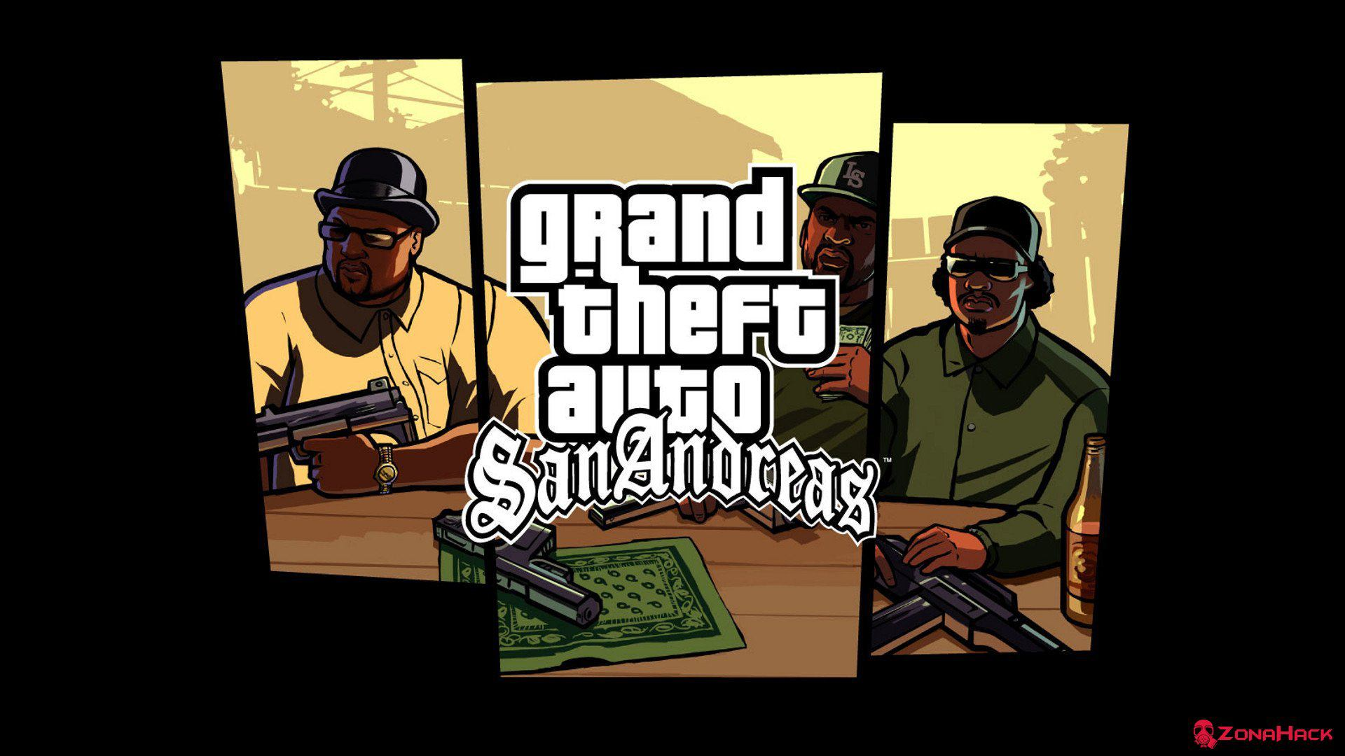 Сборник Чит-Кодов для Grand Theft Auto: San Andreas