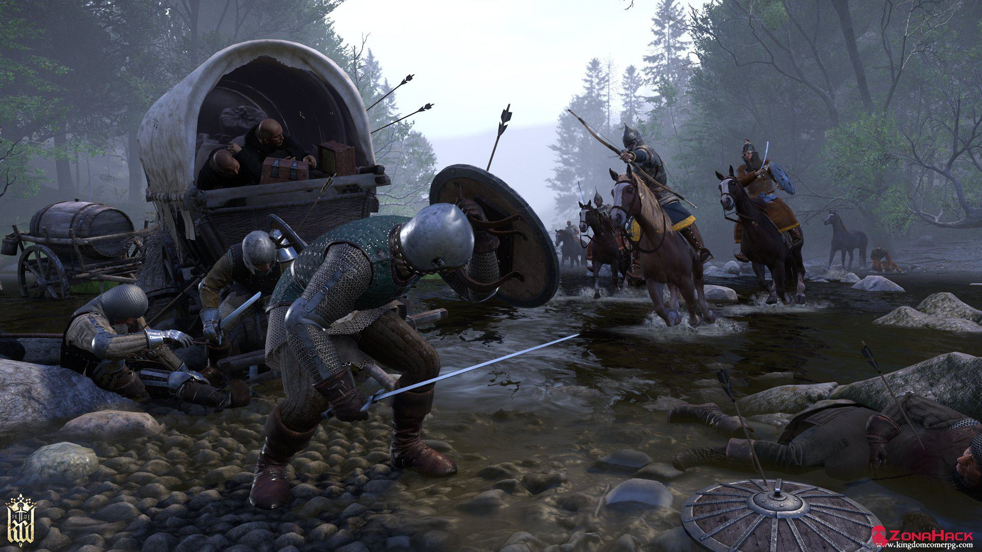 Трейнер к игре Kingdom Come: Deliverance (+16) v.1.2-1.9.2