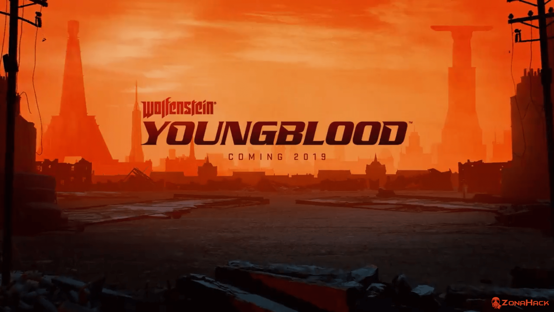 Трейнер к игре Wolfenstein Youngblood (+9) v.1.0