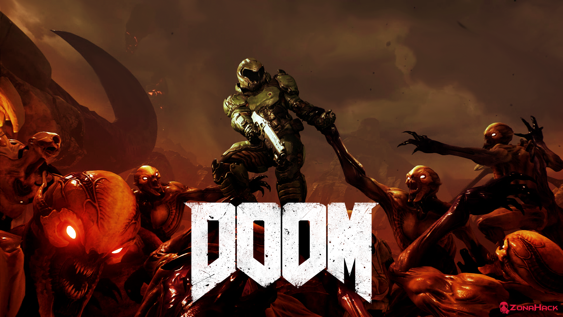 Трейнер к игре DOOM (2016) (+12) ver.Steam+Crack